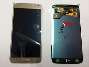 DISPLAY LCD + TOUCH SCREEN SCHERMO SAMSUNG SM G-903 G-903F GALAXY S5 NEO ORO