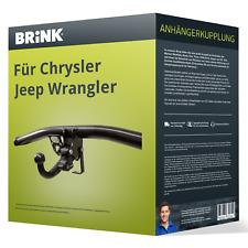 Abnehmbare Anhängerkupplung für CHRYSLER Jeep Wrangler 09.2018- Typ JL Brink NEU