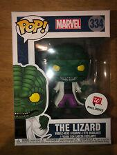 Pop Funko The Lizard #334 Walgreens Exclusive