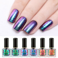 BORN PRETTY Shiny Nagellack Chamäleon Glitter Maniküre Nail Polish Varnish 6ml