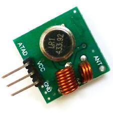 3 Pins 433.92MHZ Wireless Transmittter Modules 3.5-12V 10-15mA 10mW