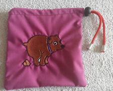 Handmade Dog Pooper Scoopers & Bags