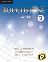 Touchstone Level 2 Workbook: By Michael McCarthy, Jeanne McCarten, Helen Sand...