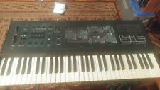 Crumar Bit One 1 Vintage Synthesizer  working but please read.