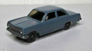 Wiking 1:87 Opel Rekord A graublau - ohne IE - Märklin Ladegut