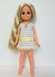 "VELVET DOLL CLOTHES OOAK Cute Dress & Jewelry 16"" Handmade Fashion NO DOLL d4e"