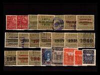 Guatemala 22 Mint and Used, few faults - C2706