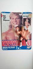 WCW FYIN' BRIAN PILLMAN CLASSIC WRESTLING FIGURE SUPERSTAR RARE