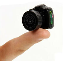 Mini Camera Camcorder Video Recorder DV DVR Spy Hidden Pinhole Cam Web Cam HOT