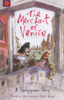 A Shakespeare story: The merchant of Venice by Andrew Matthews (Paperback /