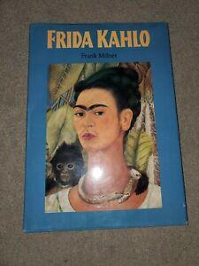 """FRIDA KAHLO Large Hardback Book by Frank Milner """"AS-NEW"""""""