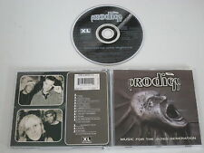 Prodigy/Music for the Jilted generazione (XL Recordings XL-INT 847.903) CD Album