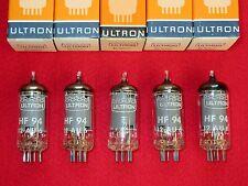 1x hf94 Ultron NOS NUOVO TUBO esaminato tube NEW 12au6 Valve Valvula Valvola tutto