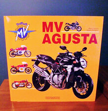 Italy MV Agusta Motorcycles Catalogue Touring Racing Bikes Book 2006
