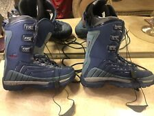 New listing K2 Snowboard Boots Amp Navy 10.5 Men's