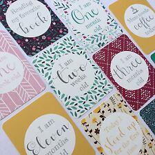 ON SALE - Modern Baby Moments & Milestone Cards - 30 Pack