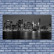 Wandbilder Glasbilder Druck auf Glas 140x70 Stadt Gebäude