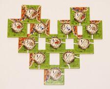 Carcassonne Erweiterung Die Wachtürme (neue / aktuelle Edition)