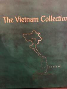 THE VIETNAM STAMP COLLECTION in 1 Album  USED  MOSTLY between  1965 -1992