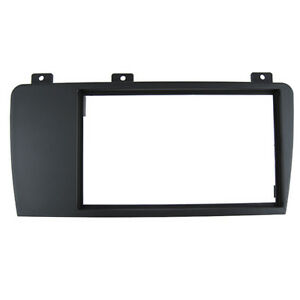 Fascia for Volvo S60 V70 XC70 facia panel dash mount kit adapter face plate trim