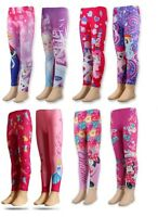 OFFICIAL Character Girls Leggings  Minnie / Princess / Frozen / Pony  2-8 Years