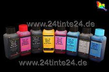 8 x 250ml del pigmento inchiostro inchiostro HP Designjet Z2100 HP70 70 CB339A CB351A CB346A CB343