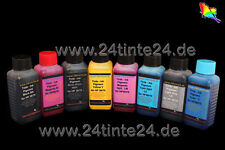 800ml Tinte ink Pigment für HP Designjet Z2100 HP70 70 CB339 CB340A CB342A CB343