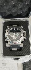 Swole Mens Watch 50mm Cronos V4 with Metal Case