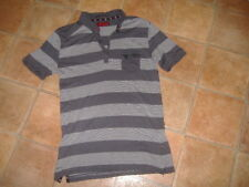MANCHESTER UNITED RED LABEL POLO SHIRT/TOP,SIZE M,G/C,DESIGNER MENS TOP