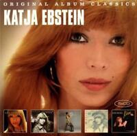 KATJA EBSTEIN - ORIGINAL ALBUM CLASSICS  5 CD NEU
