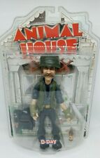 2003 MEZCO TOYZ--ANIMAL HOUSE MOVIE--D DAY FIGURE NEW IN SEALED PACKAGE