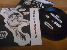 """7"""" punk Anastasis-Whats In My Head (3) canzone Your Chance"""