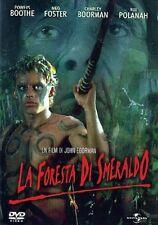 La Foresta Di Smeraldo (1985) DVD