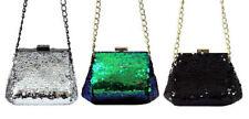 Clasp Inner Pockets Handbags Evening Bags