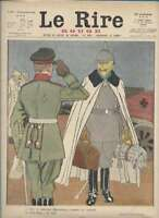 Journal Le RIRE Rouge, édition de guerre N° 97 du 23 septembre 1916