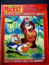 Le journal de Mickey N° 1269 du 10 /1976 -Walt Disney Edi-Monde