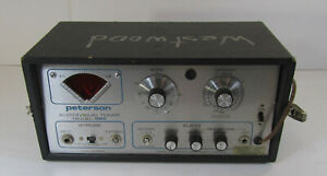 Peterson Strobe Tuner Model 520