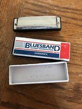Bluesband Hohner International Pocket Pal Harmonica