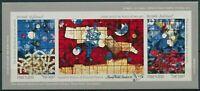 "[M04] Israel / 1990, ART - ""LONDON'90"" IMPERF, MNH, Michel No: Block 41 (70€)"
