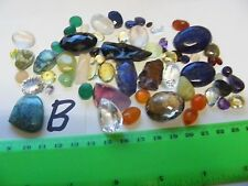 Bulk Lot Natural Finished Gemstones,Dealer Lot,..,over 600 carats.(B).