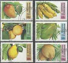 Timbres Flore Fruits Togo 1562/66A o lot 10093