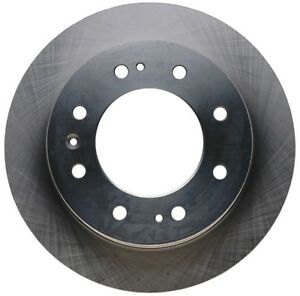 Disc Brake Rotor-Fully Coated Front ACDelco Pro 18A2804
