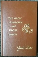 The Magic Of Imagery And Special Effects Vintage Photography Curtis 1977 Rare!