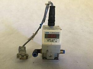 SMC Electro Pneumatic Regulator smc ITV2031-312N3-Q With Cable