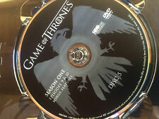 Game of Thrones Season 1 disc 5 Replacement Disc DVD ONLY