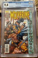WOLVERINE #150 -- Steve Skroce Cover -- NEWSSTAND Variant -- CGC 9.8 white pages
