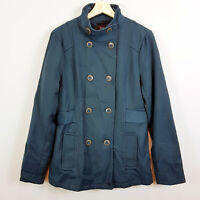 JEANSWEST | Womens Teal Officer Jacket  [ Size AU 14 or US 10 ]