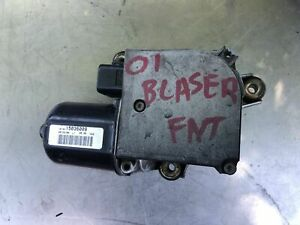 98 99 00 01 02 03 04 05 Chevy S10 Blazer Front Wiper Motor OEM