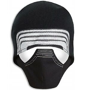 Disney Store Star Wars Kylo Ren Jedi Beanie Hat Kids Size XS S M L XL 3-14 Years