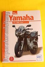 Yamaha FZS 1000 Fazer ab 2001  Reparaturanleitung Handbuch